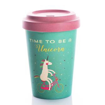 Bamboo Cup Unicorn