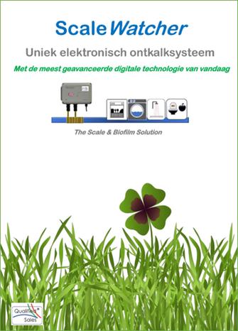 Uniek electronisch ontkalksysteem met de meest geavanceerde technologie van vandaag