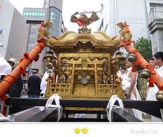 千囃連さん:成田山祇園会