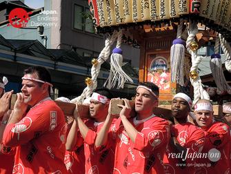 平成28年度 活動報告,第40回 よこすかみこしパレード,2016年10月16日,撮影取材,協力:横須賀市観光協会