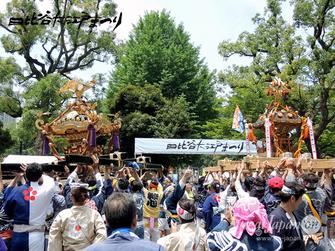 平成29年度 活動報告, 日比谷大江戸まつり, 2020年に向けて主催としてお祭り文化イベントを初開催, 2018年6月8日-9日-10日, 日比谷公園, beyond2020認証事業