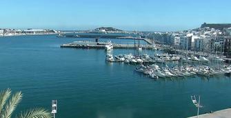 Livecam vom Hafen von Ibiza