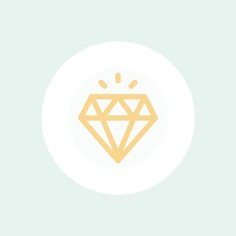 """GIA """"The 4C's"""" by Koenig® Jewellery - 100% swiss handmade"""