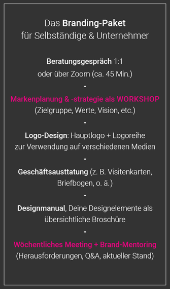 Branding Design Paket