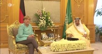 Trotz finanzieller Beteiligung bzw. Unterstützung von 09/11, massiver Menschenrechtsverletzungen in Saudi Arabien selbst und im Jemenkrieg durch die saudische Kriegskoalition, bleibt Saudi Arabien ein wichtiger strategischer Partner Deutschlands!