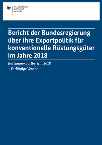 Rüstungsexportbericht - PDF-Download