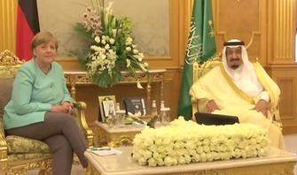 SAUDI ARABIENS GRENZE DIE DEUTSCHE BUNDESPOLIZEI & DIE DEUTSCHE WEHR- und SICHERHEITSINDUSTRIE