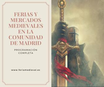 Ferias y Mercados Medievales en Madrid