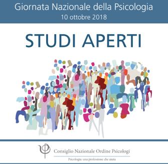 Giornata Nazionale della Psicologia 2018