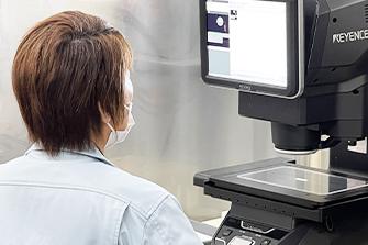 万能投影機やCNC画像測定システムなど、KSKの検査・測定設備│株式会社ケイ・エス・ケイ