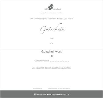 Grußkarten/Gutscheine mit persönlicher Widmung, inklusive Umschlag und kostenlosem Versand