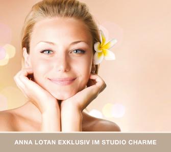 Anna Lotan Kosmetik bei Charme Kosmetik Köln