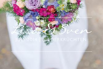 Lisa & Sven | Hochzeit in Niederkrüchten