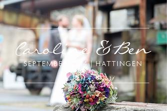 Caroline & Ben | Hochzeit in Hattingen