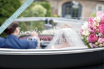 Sandra & Marcel | Hochzeit in Münster