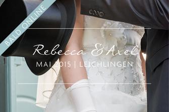 Rebecca & Axel | Hochzeit in Leichlingen