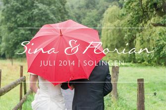Sina & Florian | Hochzeit in Solingen