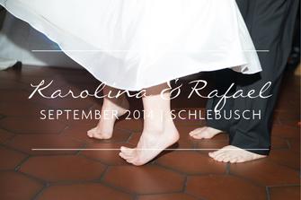 Karolina & Rafael | Hochzeit in Schlebusch