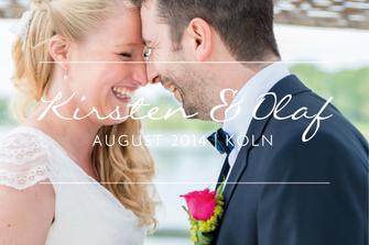 Kirsten & Olaf | Hochzeit in Köln