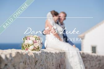 Dani & Luke | Hochzeit in Son Servera