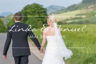 Linda & Manuel | Hochzeit in Olpe