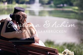 Cristina & Achim | Hochzeit in Saarbrücken