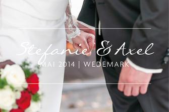 Stefanie & Axel | Hochzeit in Wedemark