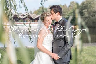 Stefanie & Philipp | Hochzeit in Bochum