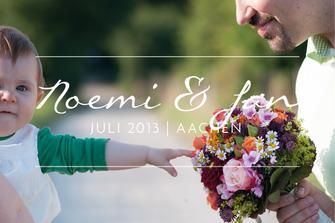 Noemi & Jan | Hochzeit in Aachen