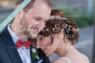 Gabriele & Miro | Hochzeit in Langenfeld