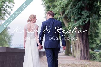 Karin & Stephan | Hochzeit in Düsseldorf
