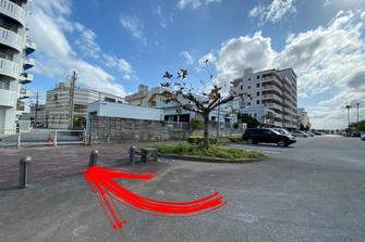 ジムフィールド沖縄への行き方1