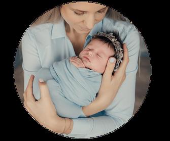 Фотосессия ньюборн, Фотосессия новорожденного, Детский фотограф Рига, Фотосессия двойняшек в Риге