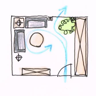 feng shui beratung die feng shui galerie galerie. Black Bedroom Furniture Sets. Home Design Ideas