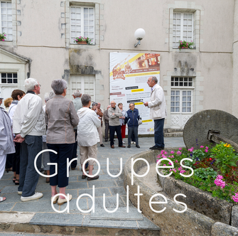 Groupes adultes