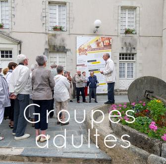 Groupes adultes, Musée des Métiers