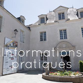 Informations pratiques, Musée des Métiers