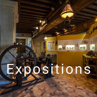 Expositions, Musée des Métiers