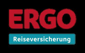 neues Logo der ERGO Reiseversicherung