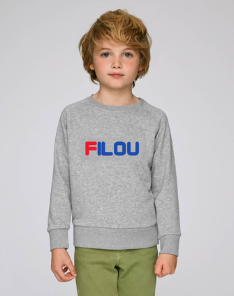 """FILOU"" SWEATER KIDS 49€"
