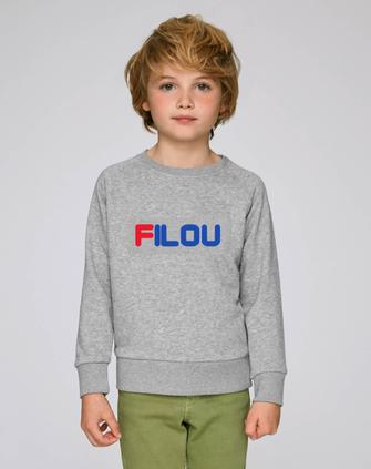 """FILOU"" SWEATER KIDS 49€"