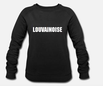 """LOUVAINOISE"" SWEATER 19€ SAMPLESALE"