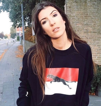 """PANTHER"" SWEATER 25€"