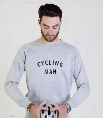 """CYCLING MAN"" SWEATER 35€"