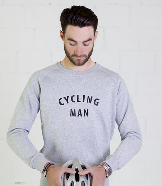 """CYCLING MAN"" SWEATER 10€"