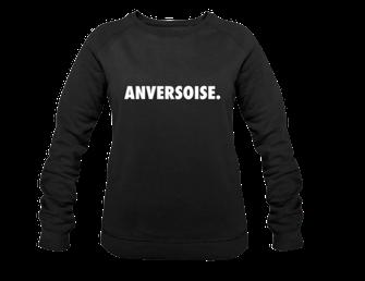 """""""ANVERSOISE NEW CITY"""" SWEATER 65€ (GRIJS EN ZWART)"""