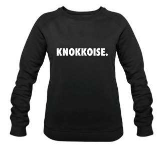 """KNOKKOISE NEW CITY"" SWEATER 65€"