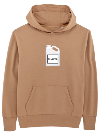 """CHAVEL"" HOODIE CAMEL 69€"