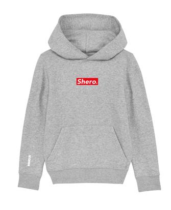 """""""SHERO"""" HOODIE GREY 59€"""