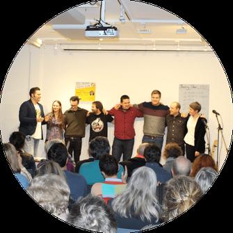 Poetry Slam Breisach, Poetry Slam Waldkirch, Poetry Slam Titisee-Neustadt, Poetry Slam Neuenburg, Poetry Slam Müllheim